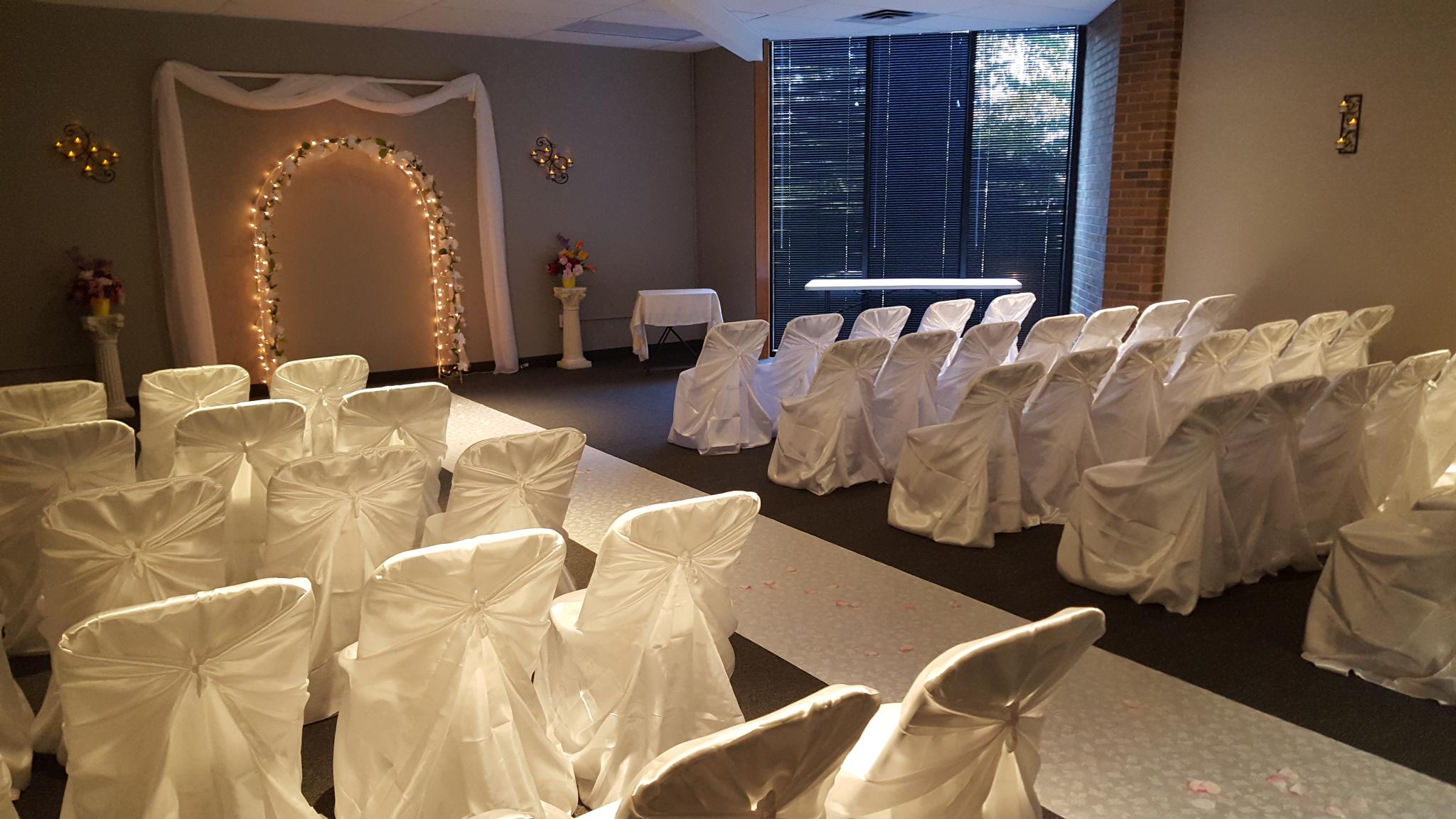 Columbus Wedding Chapel